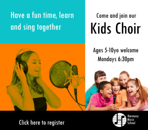 choir invitation